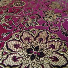 Brocade chrysanthemum, wine red
