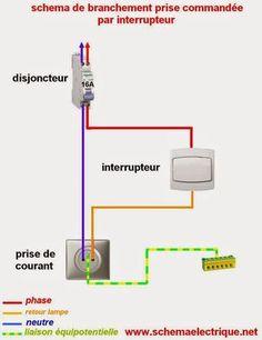 Schema Electrique Simple Detecteur De Mouvement Schema Electrique