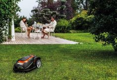 Enjoy your free time with Worx Landroid L robotic lawn mower! http://thehomerobots.com/robotic-lawn-mowers/worx-landroid-l-1500-robotic-lawn-mower/