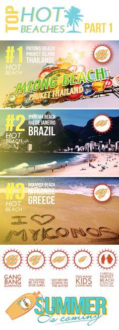 "TOP HOT BEACHES part.1!  #summeriscoming #summer #weather #weatherforecast #sun #beach #brazil #bresil #hot #love #lovea #suncare #katyjohnson #smallcreativeunit #digital #campaign #video  ""TOO MUCH LOVE..."" https://vimeo.com/95952700"