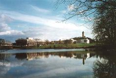 University of Stirling, Scotland UK     (stayed here for a few days during a Mission Tour with my church choir in 1988)