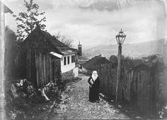 Sarajevo - 1892. - kasaba Ottoman Empire, Bosnia And Herzegovina, Old Pictures, Seattle Skyline, Hungary, Istanbul, Europe, Explore, History