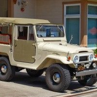 1966 Toyota Land Cruiser (factory soft top-restored) | Land Cruiser Of The Day!