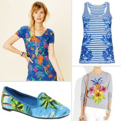 Tropical Prints - Summer Must-Haves List