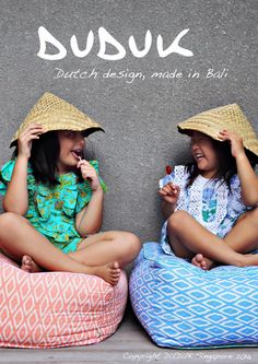 Duduk Look Book DUDUK's collections are characterized by bright colors and the collection is no different. From the island of… Bright Colors, Collections, Textiles, Island, Books, How To Make, Beautiful, Design, Fashion