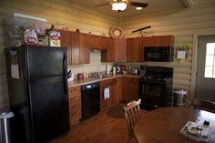 Morton Buildings custom home interior in Morton, Illinois.