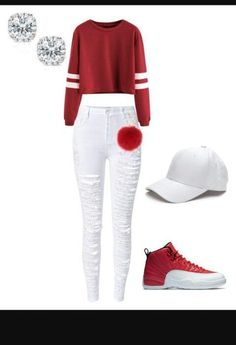 Back to school outfits. This would be perfect for kids and teens. All heads will be turned
