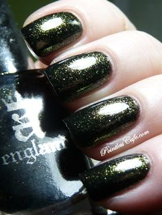 a-England Beauty Never Fails - Swatches and Review | Pointless Cafe
