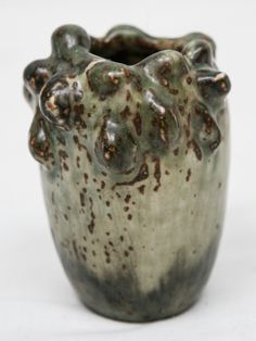 Axel Salto (1889-1961): Vase produced by Royal Copenhagen