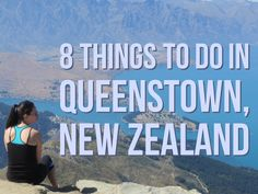 I have so many good things to say about this amazing destination. I hope you enjoy this list of 8 things to do in Queenstown, New Zealand.