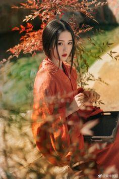 【かごめ】 Hanfu, Cheongsam, Traditional Fashion, Traditional Outfits, Chinese Culture, Chinese Art, Beautiful Chinese Girl, China Girl, Chinese Clothing