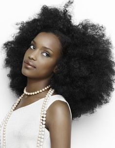big beautiful african women | Gallery of Natural Black Hair Styles
