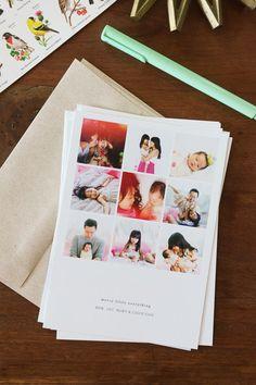 Oh Joy Family Holiday Card
