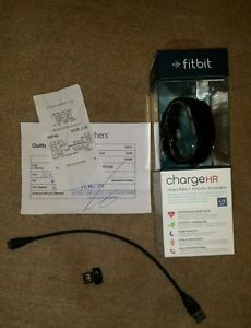 Fitbit-Charge-HR-Fitness-Tracker-Armband-Large-OVP-Schwarz-mit ... - We could help you get the best smart watch, pedometer, heart rate monitor, activity tracker as well as action cam to meet your lifestyle needs at : topsmartwatchesonline.com