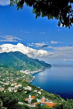 Maiori, Amalfi Coast, Province of Salerno , Campania region Italy