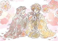 Couple Anime Manga, Chica Anime Manga, Anime Couples, Demon Slayer, Slayer Anime, Fairy Tail Funny, Anime Fairy, Cute Characters, Anime Ships