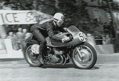 Geoff Duke first world champion 500cc