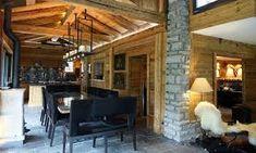 salon chalet luxueux – RechercheGoogle Recherche Google, Patio, Outdoor Decor, Home Decor, Drawing Rooms, Terrace, Interior Design, Home Interior Design, Home Decoration