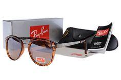 Ray Ban Highstreet Sunglasses RB4163 Coffee Sale $13.80