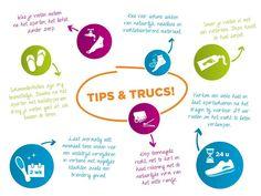 Tips & Tricks van de Provoet pedicure.