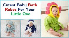 26 Best Baby Bathrobes   Bath Accessories images  ad0600790