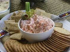 Bloody Mary Dip. i love this! been making for years, always a hit! making for my wedding!!