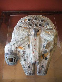 Star Wars taart