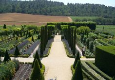 Château Val Joanis Gardens - Mediterranean garden, vegetable garden - 84210 Pertuis, route de Cavaillon - Apr, May, June, Sept: every day 10h00-13h00 and 14h00-19h00 / July, Aug: every day 10h00-19h00 / Nov-Mar 9h00-12h00 and 14h00-16h30
