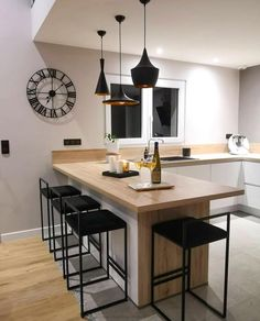 Ambrosial Kitchen design layout sample tricks,Small kitchen remodel ideas 2018 tips and Small eat in kitchen remodel. New Kitchen Cabinets, Kitchen Layout, Cupboards, Blue Cabinets, Kitchen Appliances, Kitchen Cupboard, Home Decor Kitchen, Kitchen Furniture, Kitchen Ideas