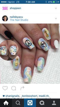 Alien Nails, Beauty