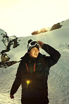 At Swiss Alps, Switzerland. Lee Joongi, Lee Jun Ki, Arang And The Magistrate, Hapkido, Dating Coach, Image Icon, Cancer Man, Moon Lovers, Joon Gi