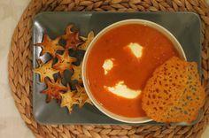 Sterretjes+soep+(Tomatensoep+met+sterretjes:)