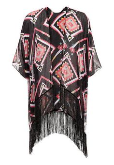 geometric ethnic print scarf wrap (original price, $20) available at #Maurices
