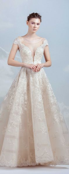 13 Best Puffy Sleeve Wedding Gowns images 45a7fd98f3f8