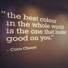 coco chanel, quote