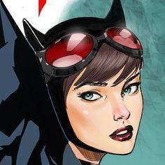 Selena Kyle, Spider Man Playstation, Catwoman Comic, Catwoman Selina Kyle, Chen, Bad Girls Club, Comic Kunst, Im Batman, Batman Family
