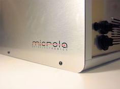 A new workstation laser marking system designed by Design Gang especially for Microla.  The Gang team took charge in designing the functional and aesthetic machine shape.  www.micro-la.com