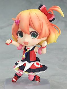 CDJapan : Nendoroid Co-de Macross Delta Freyja Wion Collectible