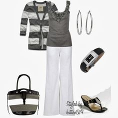 Spring Outfit looks so comfy Casual Mode, Moda Casual, Casual Outfits, Cute Outfits, Fashion Outfits, Womens Fashion, Style Work, My Style, Spring Summer Fashion
