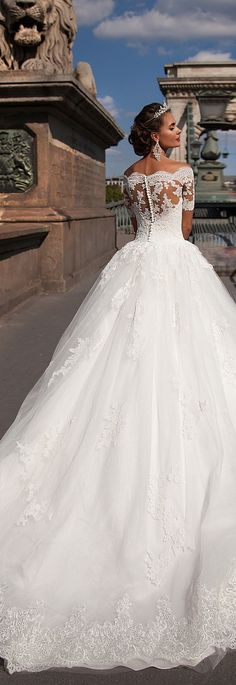 milla nova 2016 bridal wedding dresses francheska 3