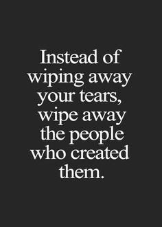 Easier said than done sometimes.....