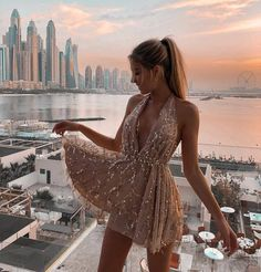 Shiny Tassels Embellished Tulle Plunge Flowy Mini Dress Cross Back , Hoco Dresses, Pretty Dresses, Homecoming Dresses, Beautiful Dresses, Evening Dresses, Great Gatsby Outfits, First Date Outfits, First Date Outfit Casual, Cute Date Outfits