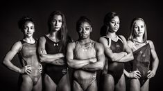 This New Image of the US Gymnastics Team Captures Exactly What Makes This Country Great