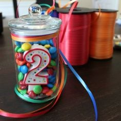 Simple Birthday Centerpieces | Looksi Square
