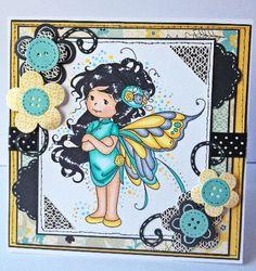 Summer Fairy - Copic coloring ideas
