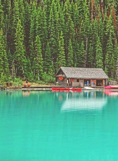 dreaming of away: lake louise, canada. This is still the most beautiful place I have ever been.