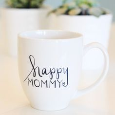 """Happy Mommy"" - Gift ideas for all the moms you love!"