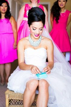 Stunning hair and makeup ideas from Los Angeles Mobile Bridal Salon. http://mobilebridalsalon.com