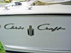 1972 Chris Craft Lancer logo