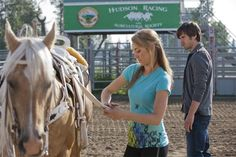 Photo of Episode 505 - Never Let Go for fans of Amy and Ty 31857170 Heartland Episodes, Watch Heartland, Amy And Ty Heartland, Heartland Ranch, Heartland Tv Show, Heartland Seasons, Amber Marshall, Blake Lively, Ty Borden